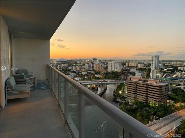 185 SW 7th St #2609, Miami, FL 33130 (MLS #A11050664) :: The Rose Harris Group
