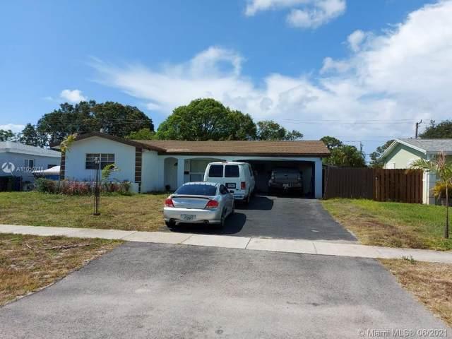3160 Jackson Blvd, Fort Lauderdale, FL 33312 (MLS #A11050710) :: Team Citron