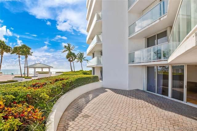 16485 Collins Ave #435, Sunny Isles Beach, FL 33160 (#A11050737) :: Dalton Wade