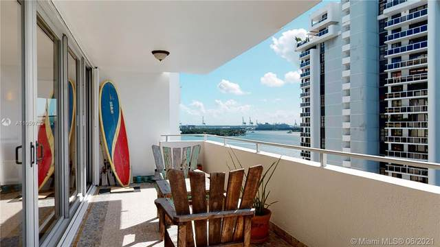 11 Island Ave #1711, Miami Beach, FL 33139 (MLS #A11050739) :: Dalton Wade Real Estate Group