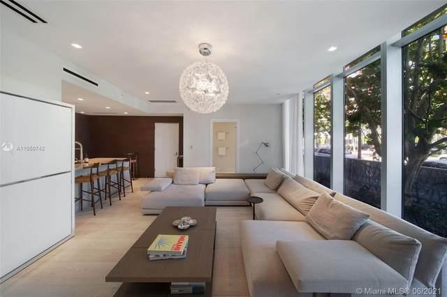 1 Collins Ave #107, Miami Beach, FL 33139 (#A11050742) :: Posh Properties