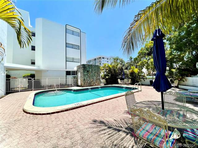 1075 93rd St #103, Bay Harbor Islands, FL 33154 (MLS #A11050785) :: Berkshire Hathaway HomeServices EWM Realty