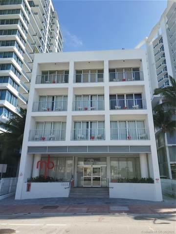 6525 Collins Avenue #203, Miami Beach, FL 33141 (MLS #A11050810) :: Albert Garcia Team