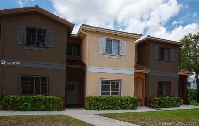 8400 SW 150th Ave #6, Miami, FL 33193 (MLS #A11050812) :: Rivas Vargas Group