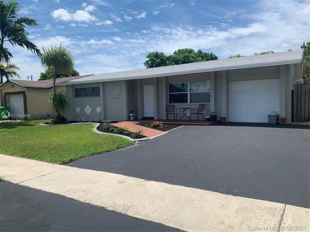 11450 NW 37th St, Sunrise, FL 33323 (MLS #A11050858) :: Douglas Elliman