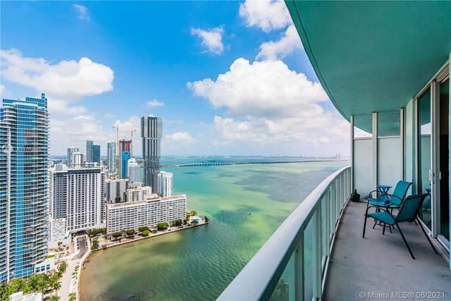 1900 N Bayshore Dr #3706, Miami, FL 33132 (MLS #A11050867) :: The Rose Harris Group