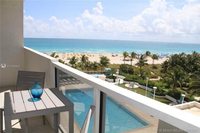 100 Lincoln Rd #640, Miami Beach, FL 33139 (MLS #A11050920) :: Castelli Real Estate Services