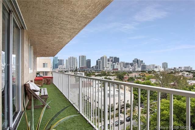 102 SW 6th Ave #703, Miami, FL 33130 (#A11050943) :: Posh Properties