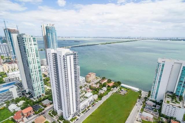 600 NE 27th St #1703, Miami, FL 33137 (#A11050959) :: Dalton Wade