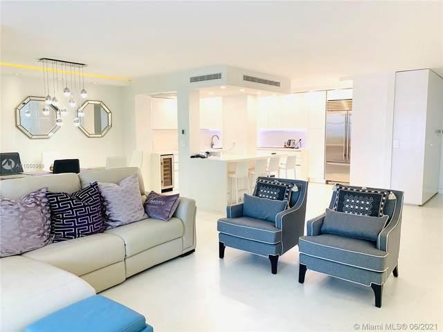 9801 E Collins Ave 17P, Bal Harbour, FL 33154 (#A11050966) :: Posh Properties