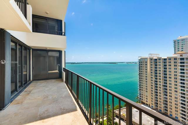 520 Brickell Key Dr Aph01, Miami, FL 33131 (MLS #A11050986) :: The Rose Harris Group