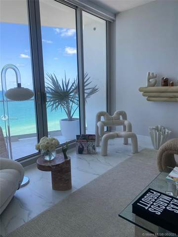 16901 Collins Ave #1702, Sunny Isles Beach, FL 33160 (MLS #A11050996) :: The Rose Harris Group