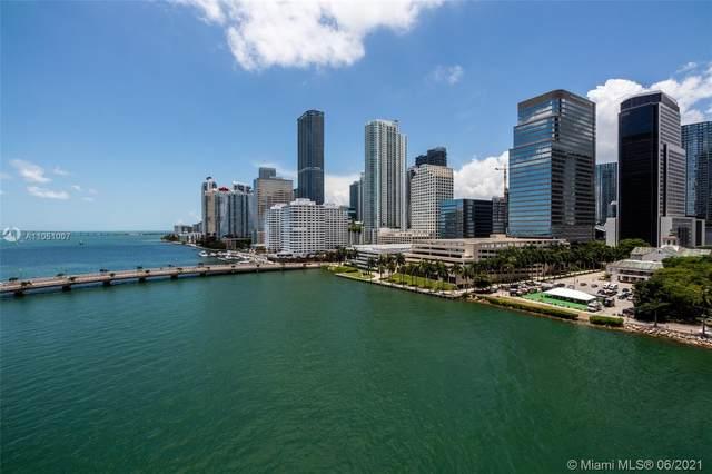 701 Brickell Key Blvd #1103, Miami, FL 33131 (MLS #A11051007) :: The Rose Harris Group
