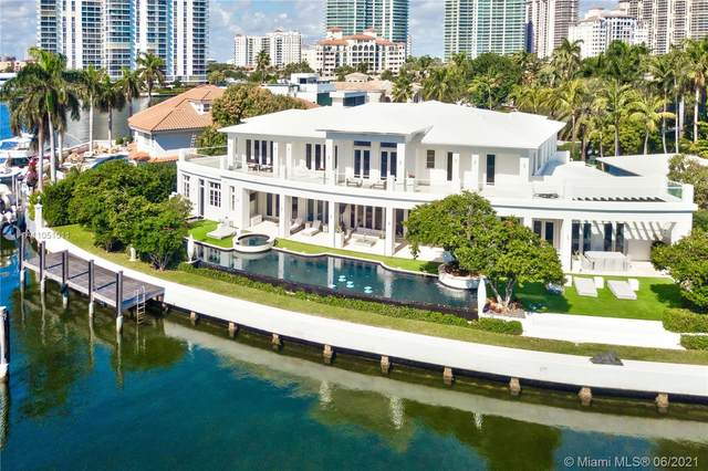 142 S Island Is, Golden Beach, FL 33160 (MLS #A11051011) :: KBiscayne Realty