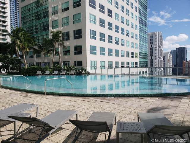 185 SW 7th St #1608, Miami, FL 33130 (MLS #A11051093) :: The Rose Harris Group