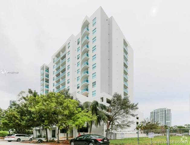 1723 SW 2nd Ave #709, Miami, FL 33129 (#A11051109) :: Posh Properties
