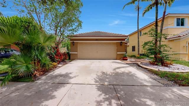459 Fishtail Ter, Weston, FL 33327 (MLS #A11051202) :: Green Realty Properties