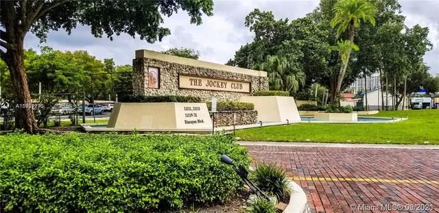 11111 Biscayne Blvd 11E, Miami, FL 33181 (MLS #A11051215) :: Castelli Real Estate Services