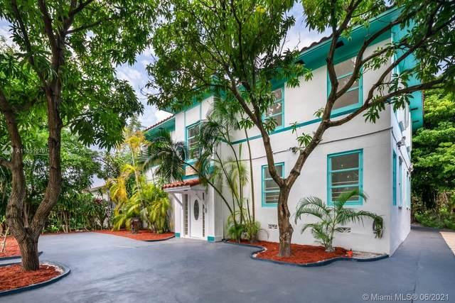 925 Lenox Ave, Miami Beach, FL 33139 (MLS #A11051219) :: Green Realty Properties
