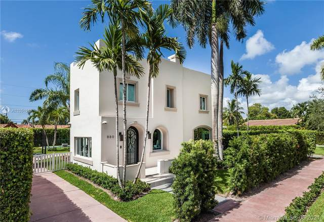 880 W 47th St, Miami Beach, FL 33140 (MLS #A11051318) :: The Rose Harris Group