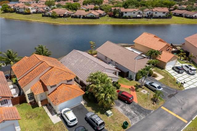 5254 SW 153rd Ct, Miami, FL 33185 (MLS #A11051353) :: Berkshire Hathaway HomeServices EWM Realty