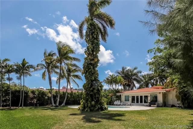 547 Golden Beach Dr, Golden Beach, FL 33160 (MLS #A11051389) :: ONE Sotheby's International Realty