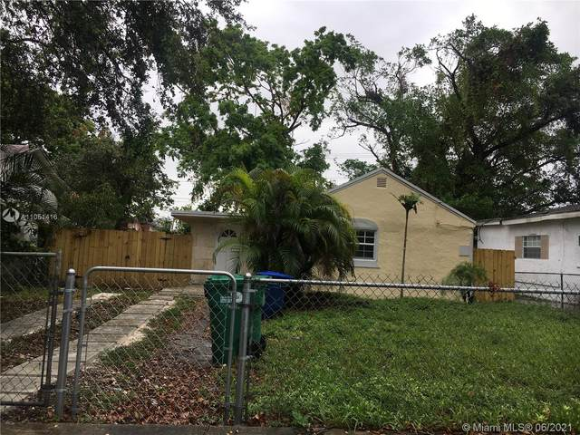 2240 NW 92nd St, Miami, FL 33147 (MLS #A11051416) :: The Riley Smith Group