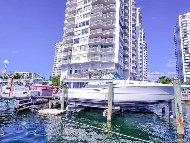 18041 Biscayne Blvd #1105, Aventura, FL 33160 (MLS #A11051450) :: Castelli Real Estate Services