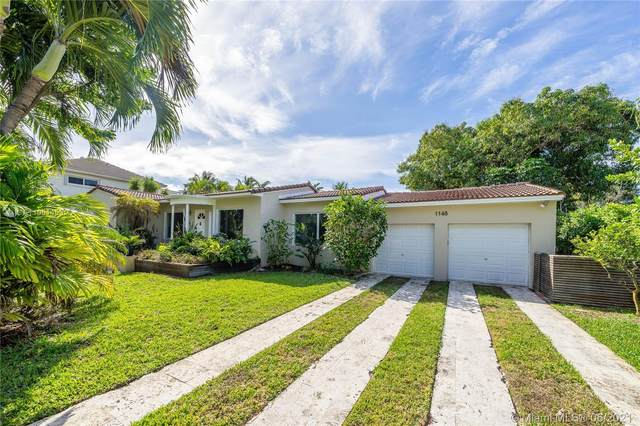 1148 NE 105th St, Miami Shores, FL 33138 (MLS #A11051453) :: The Jack Coden Group