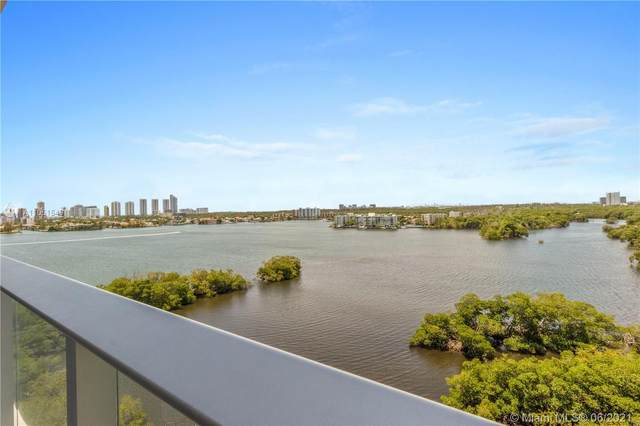 17111 Biscayne Blvd #1002, North Miami Beach, FL 33160 (#A11051549) :: Posh Properties