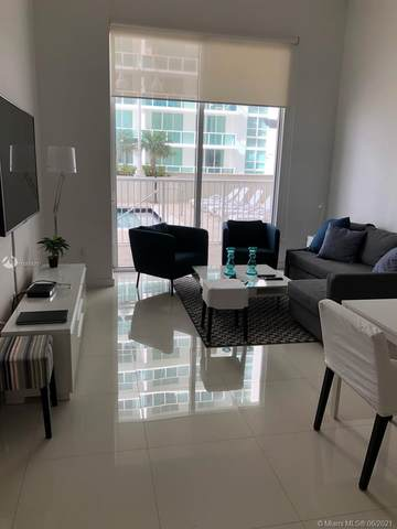 1200 Brickell Bay Dr #1407, Miami, FL 33131 (MLS #A11051571) :: The Rose Harris Group