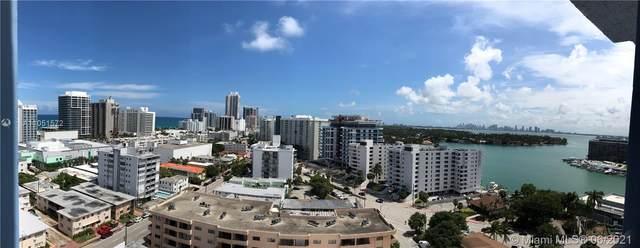401 69th St #1610, Miami Beach, FL 33141 (MLS #A11051572) :: Castelli Real Estate Services