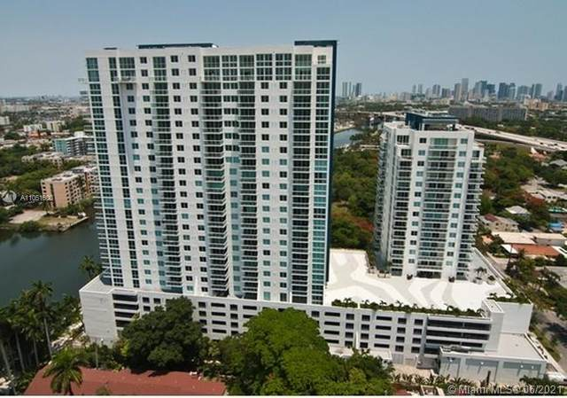 1861 NW South River Dr #908, Miami, FL 33125 (MLS #A11051600) :: The Rose Harris Group