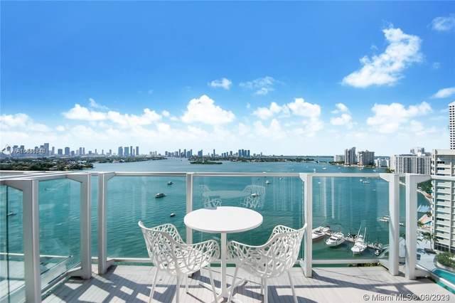 1100 West Ave Ph24, Miami Beach, FL 33139 (MLS #A11051640) :: The Rose Harris Group
