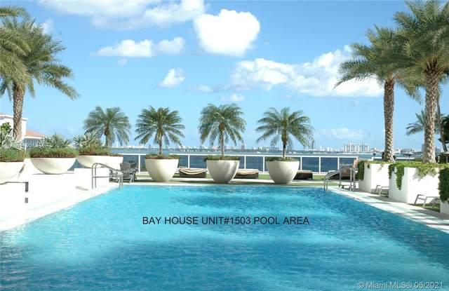 600 NE 27th St #1503, Miami, FL 33137 (#A11051644) :: Dalton Wade