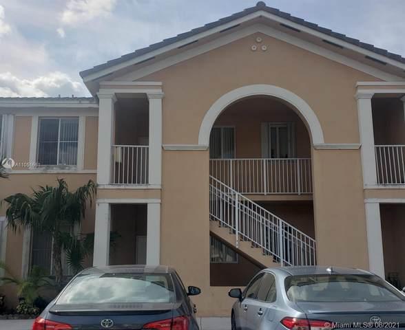 17600 NW 73rd Ave 104-6, Hialeah, FL 33015 (MLS #A11051661) :: Albert Garcia Team