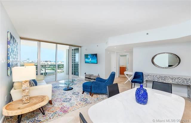 400 Alton Rd #1705, Miami Beach, FL 33139 (MLS #A11051669) :: KBiscayne Realty