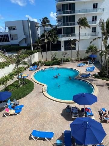 4001 S Ocean Dr 3R, Hollywood, FL 33019 (MLS #A11051670) :: Green Realty Properties