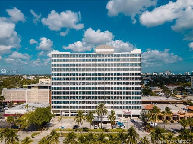 2455 E Sunrise Blvd Cu4k, Fort Lauderdale, FL 33304 (MLS #A11051677) :: The Paiz Group