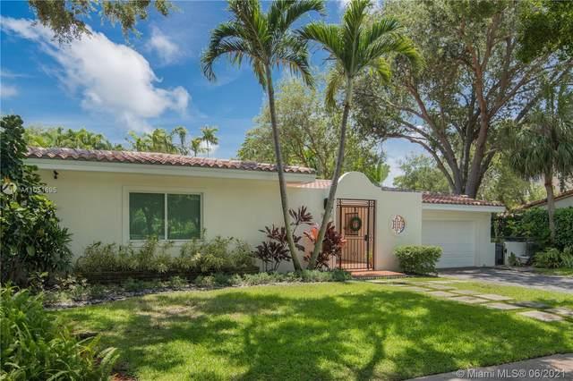 1330 San Remo Ave, Coral Gables, FL 33146 (MLS #A11051695) :: Team Citron