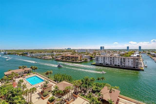 290 174th St #1204, Sunny Isles Beach, FL 33160 (MLS #A11051723) :: The Rose Harris Group