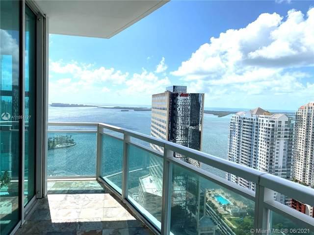 951 Brickell Ave #3410, Miami, FL 33131 (MLS #A11051727) :: Castelli Real Estate Services