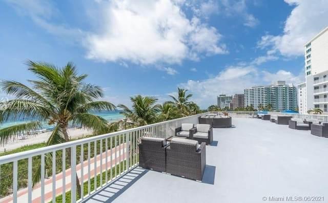 5401 Collins Ave #133, Miami Beach, FL 33140 (MLS #A11051756) :: GK Realty Group LLC