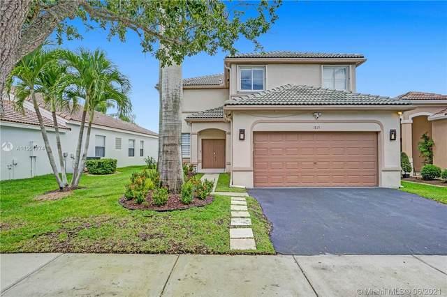 1871 Silverbell Ter, Weston, FL 33327 (MLS #A11051774) :: Green Realty Properties