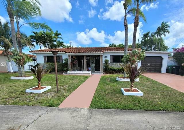 8520 SW 42nd Ter, Miami, FL 33155 (MLS #A11051923) :: Team Citron