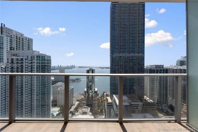 1010 Brickell Ave #4103, Miami, FL 33131 (#A11051924) :: Posh Properties