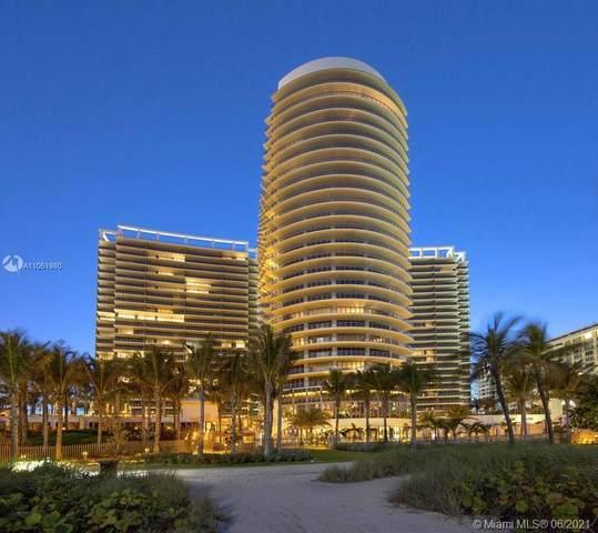 9703 Collins #602, Bal Harbour, FL 33154 (#A11051980) :: Posh Properties