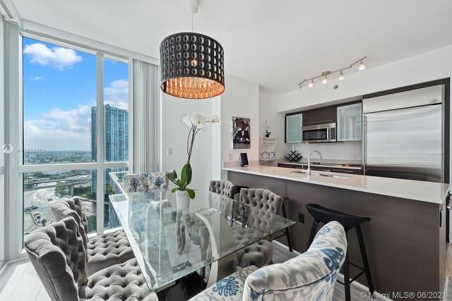55 Se 6th St #2902, Miami, FL 33131 (#A11051982) :: Posh Properties