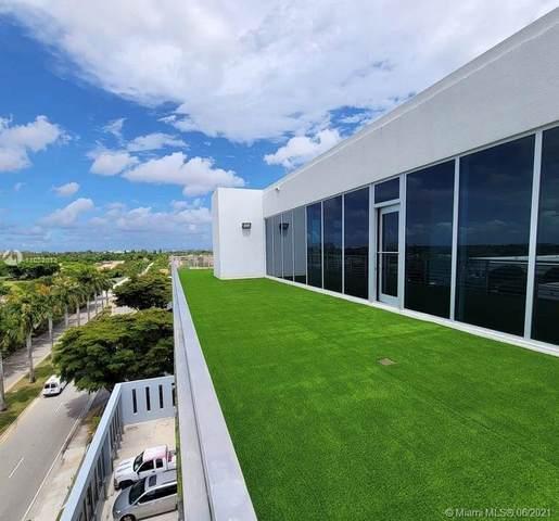10450 NW 33rd St #501, Doral, FL 33172 (MLS #A11052013) :: Berkshire Hathaway HomeServices EWM Realty