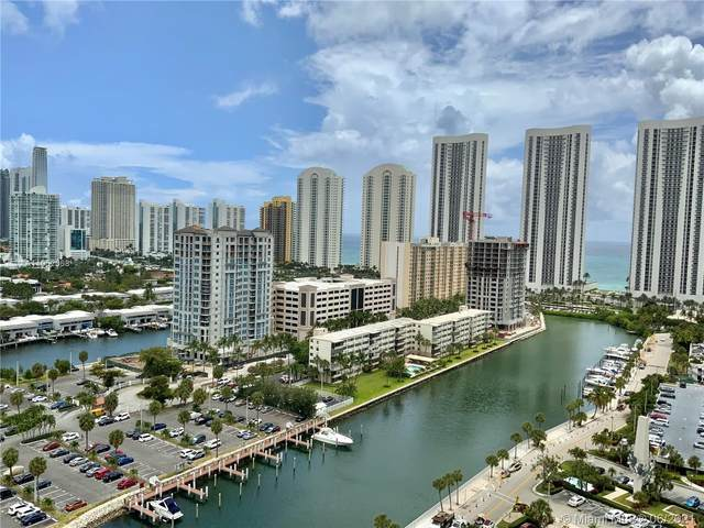 500 Bayview Dr #2117, Sunny Isles Beach, FL 33160 (MLS #A11052068) :: ONE Sotheby's International Realty
